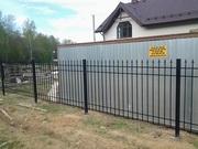 Изготовление  металлических ограждений  с  доставкой и установкой