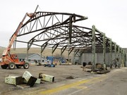 промышленный демонтаж зданий